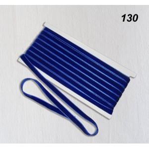 Бархатная лента OZ-IS 130 (синий)