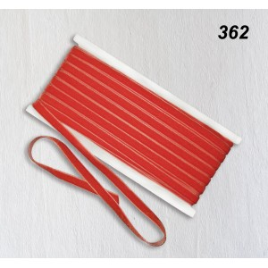 Бархатная лента OZ-IS 362 (оранжевый)