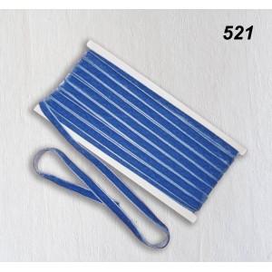 Бархатная лента OZ-IS 521 (голубой)