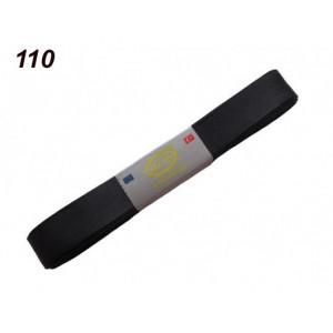 Репсовая лента OZ-IS 110 (черный)