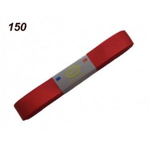 Репсовая лента OZ-IS 150 (красный классический)