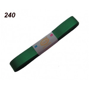Репсовая лента OZ-IS 240 (зеленый)