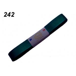 Репсовая лента OZ-IS 242 (изумрудный)