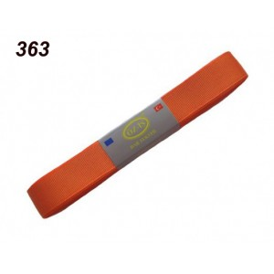 Репсовая лента OZ-IS 363 (оранжевый)