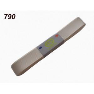 Репсовая лента OZ-IS 790 (молочный)