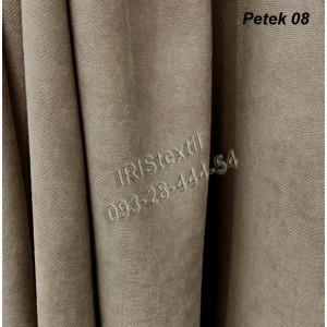 Портьера PETEK #8 микровелюр