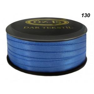 Атласная лента OZ-IS 130 (синий)
