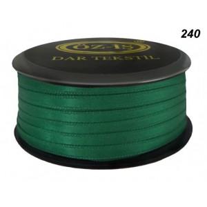 Атласная лента OZ-IS 240 (зеленый)