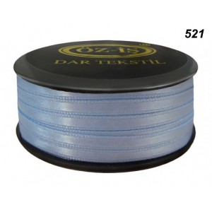 Атласная лента OZ-IS 521 (голубой светлый)